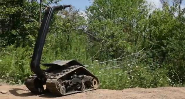 DTV農作業、森林作業